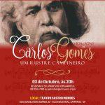 Teatro Castro Mendes recebe musical sobre Carlos Gomes com 165 crianças e adolescentes do Grupo Primavera