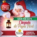 Chegada do Papai Noel no Shopping ParkCity Sumaré acontece neste sábado
