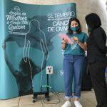 """""""Mulher Labirinto"""" percorre cidades da RMC em campanha conscientização do câncer de ovário"""