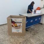 Campanha de arrecadação de alimentos da Acias recebe apoio do GoodBom e amplia pontos de coleta