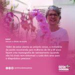 'Outubro Rosa' tem palestras no Clube da Melhor Idade e webinário online em Nova Odessa