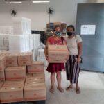 Prefeitura de Nova Odessa distribui mais 637 cestas básicas para famílias vulneráveis em outubro